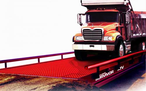 Truck Scale Rental Services